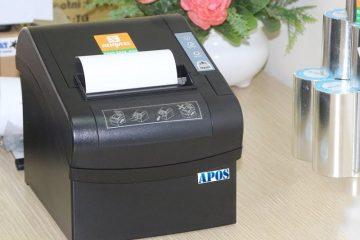 Máy in hóa đơn APOS có những loại nào tốt?