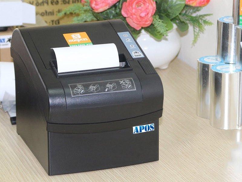 Máy in hóa đơn APOS có những loại nào