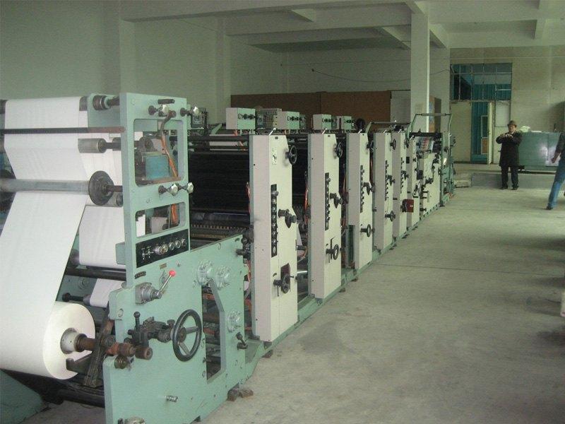 Xưởng sản xuất giấy in uy tín tại Hà Nội