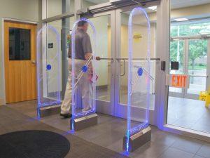 Cổng từ an ninh chống trộm công nghệ RFID mới nhất