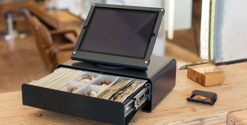 Cách lắp đặt ngăn kéo đựng tiền