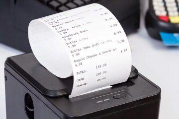 Chọn máy in hóa đơn bán hàng cho shop