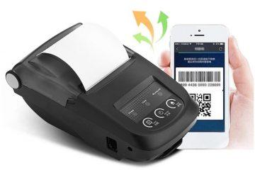 Máy in hóa đơn không dây