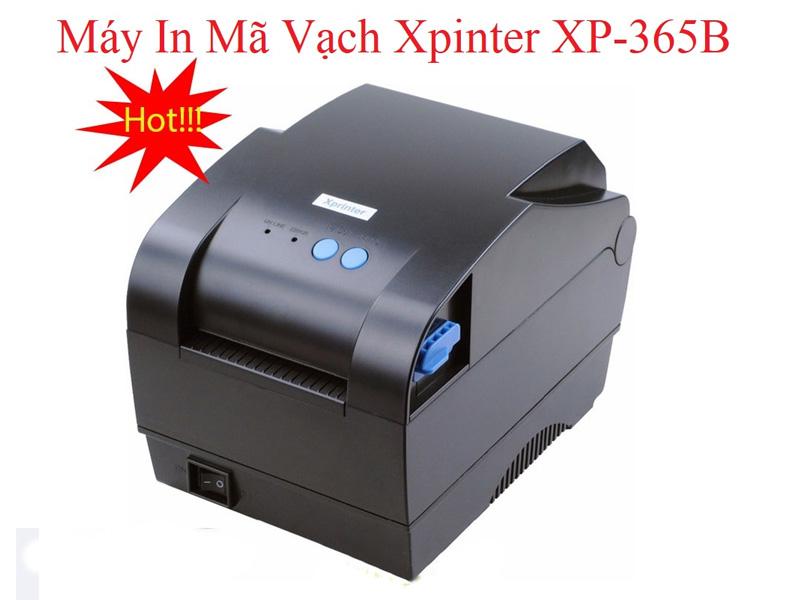 Máy in mã vạch Xprinter giá rẻ, chất lượng