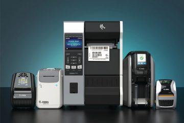 Máy in mã vạch Zebra chất lượng cao