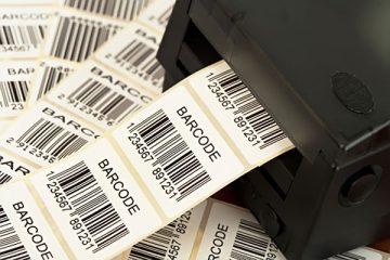 Cách sét khổ giấy máy in mã vạch