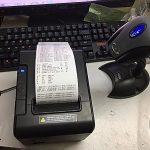 Máy in mã vạch và in hóa đơn Xprinter, tiện ích 2 trong 1