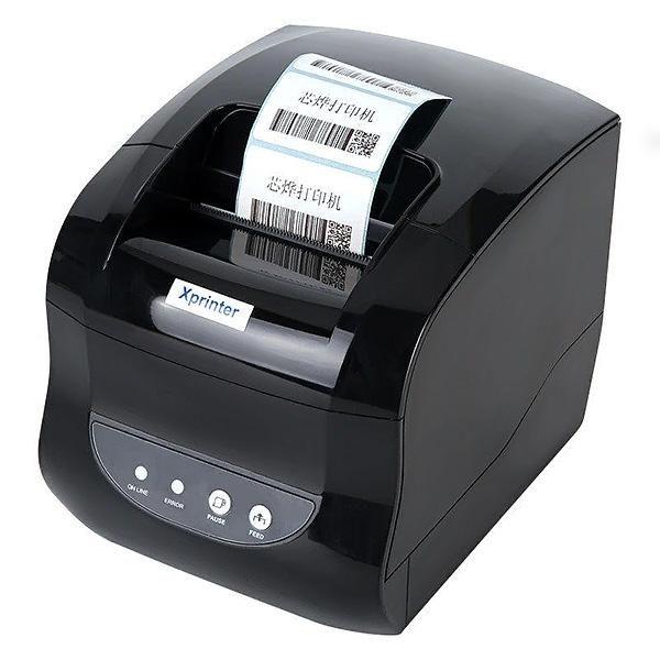 máy in mã vạch và in hóa đơn