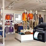Máy in mã vạch cho shop quần áo nào tốt?